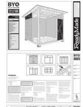 Plans to build a storage shed = = =Edgar Blazona MD100 Plans 11x17