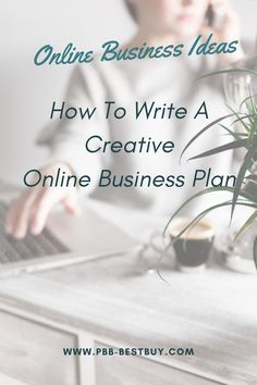 How To Write A Creative Online Business Plan? Create Your Business Growth Plan And Finally Achieve Entrepreneurial Dreams. Grow Your Business With PBB Best Buy. Learn more on our main website! Online Business Plan, Business Planning, Business Tips, Internet Marketing, Online Marketing, Digital Marketing, Free Tips, Growing Your Business, Startups