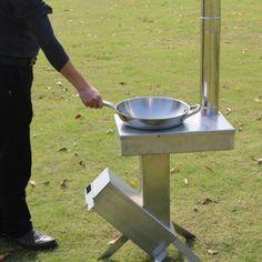 Resultado de imagem para medidas rocket stove
