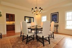 Skyview - traditional - dining room - new york - RR Builders, LLC