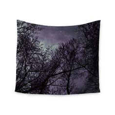 """Found it at Wayfair - """"Purple Sky"""" by Sylvia Coomes Wall Tapestry"""