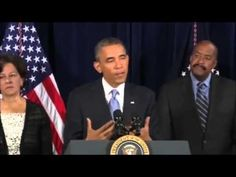 THE GREAT DEBATE: Candidate Obama debates President Obama on Government Surveillance - YouTube