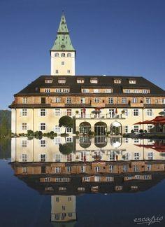 Schloss Elmau - Bayern