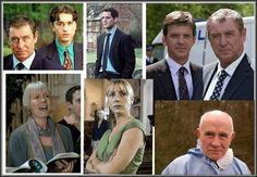 Principal Cast of Midsomer Murders Pbs Mystery, Mystery Series, Uk Tv Shows, Great Tv Shows, Troy, Midsomer Murders, Tv Detectives, Detective Series, Bbc Drama