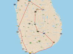 10Day / 9Night Island Tour - Sri Lanka Itinerary
