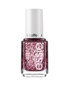 My lux effects are on-trend, textured top coats with built-in salon shimmer, glimmer, and dimension, designed to dazzle even the most fashion-forward. Wear them over one of my gorgeous nail colors, and bring bling to a new level.