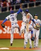Dee Gordon, Tony Gwynn, Los Angeles Dodgers, 6/5/2012