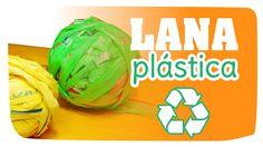 Lana de Plástico (Plarn) RECICLAJE Día de la tierra! - Super tip #01 #DíadelaTierra #Plarn #Recicla #Crochet