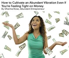 3 Simple Money Manifestation Techniques: Click the link below to learn how to cultivate an abundant vibration even if you're feeling tight on money http://www.mindmovies.com/blogroll/post.php?id=121