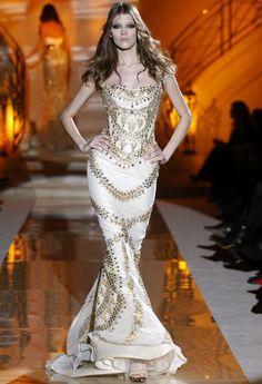 versace wedding dresses