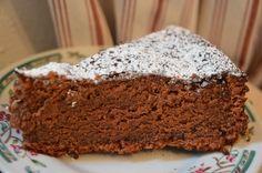 Ventura´s kitchen: Bolo de Chocolate e Amêndoa