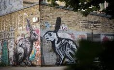 Image result for graffiti animals