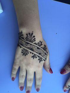 My work - henna