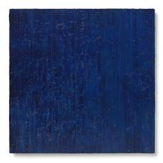 SAKURAI, Yuko Avril Paris I Öl auf Holz 2013 45 x 45 x 2,5 cm