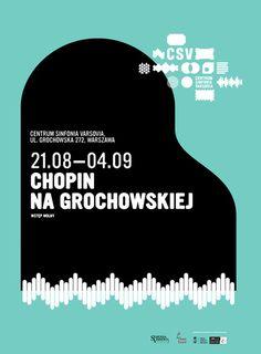 csv chopin poster by UVMW