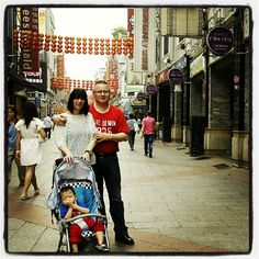 Sammen med gullgutten i Guangzhou