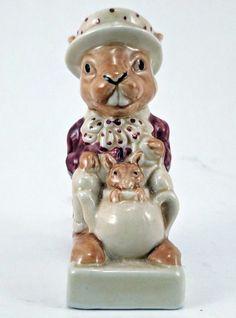 Alice In Wonderland Toby Mug March Hare U0026 Dormouse Tony Wood CR 1982  SHIPS  FAST