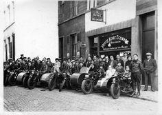 Les motards de Marolles