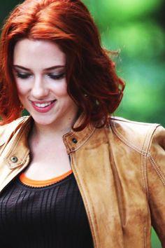 Scarlett Johansson / Natasha Romanoff