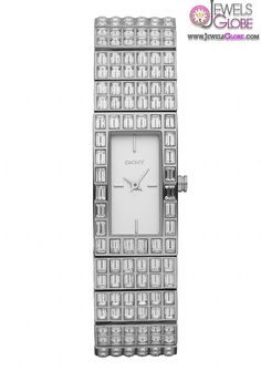 Silver DKNY Ladies Watches