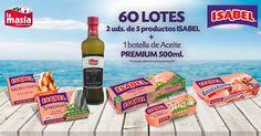 ¡Gana un LOTE de productos Isabel & La Masía !