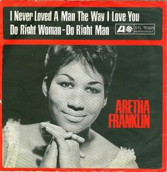 i never loved a man aretha album cover | Franklin, Aretha - I Never Loved A Man The Way I Love You - D ...