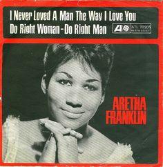 i never loved a man aretha album cover | Franklin, Aretha - I Never Loved A Man The Way I Love You - D ...
