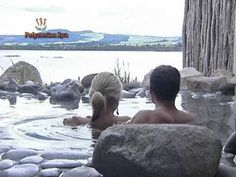 Private Pools at Polynesian Spa - Rotorua