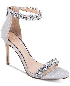 Bridal Shoes and Evening Shoes - Macy's Bridal Heels, Wedding Heels, Evening Sandals, Evening Shoes, Pumps Heels, Stiletto Heels, High Heels, Sexy Heels, Badgley Mischka Shoes