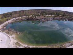 Veeblogi: Vesine värk: Kaevandatud maa: Porikuu maapõuematk ... Limestone Quarry, Water, Travel, Outdoor, Gripe Water, Outdoors, Viajes, Destinations, Traveling