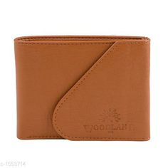 Wallets Stylish Leather Wallet Material: Artificial Leather Size : (L X H) - 3.9 in X 5.0 in Compartments: 1 Description: It Has 1 Piece Of Men's Wallet Pattern: Solid Sizes Available: Free Size *Proof of Safe Delivery! Click to know on Safety Standards of Delivery Partners- https://ltl.sh/y_nZrAV3  Catalog Rating: ★4 (8894)  Catalog Name: Free Gift Elegant Men's Stylish Leather Wallets Vol 1 CatalogID_201999 C65-SC1221 Code: 271-1553714-