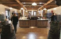 Going wine tasting at Northleaf Winery in Milton, WI