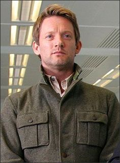 "Douglas Henshall...from my latest TV obsession, ""Primeval"""