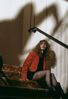 The Enduring Allure of Isabelle Huppert - The New York Times A Guy Bourdin photograph of the actress in Credit ©Estate of Guy Bourdin/Art & Commerce Guy Bourdin, Isabelle Huppert, Elle Movie, Michael Haneke, Ellen Von Unwerth, Alfred Stieglitz, T Magazine, Body Poses, French Actress