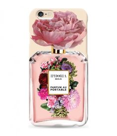 Coque Iphone 6 Parfum Flower… - IPHORIA