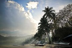 The Philippines Palawan Island, Les Philippines, Islands, Sunrise, Tumblr, Clouds, Outdoor, Dreams, Facebook