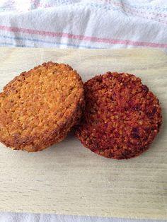 ZabosBabos: Csicseriborsó és cékla Falafel, Naan, Vegan Recipes, Muffin, Breakfast, Food, Muffins, Falafels, Vegane Rezepte