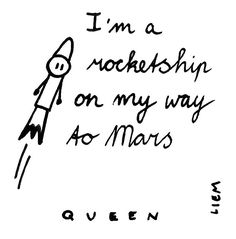 Sketchbook: 365 Songs: Don't stop me now Now Quotes, Band Quotes, Song Lyric Quotes, Lyric Art, Music Lyrics, Music Quotes, Queen Band, Killer Queen, Rock And Roll Quotes