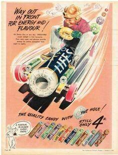 Lifesavers ~ Australia 1950s.