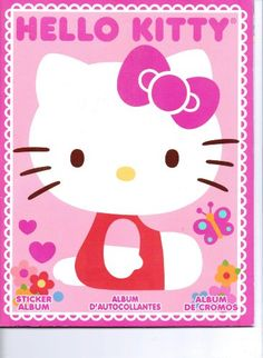 50a91c7c65 Wooky Hello Kitty Sticker Album     To view further for this item