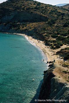 Kalogeros Beach @ Paros island , Greece !!!