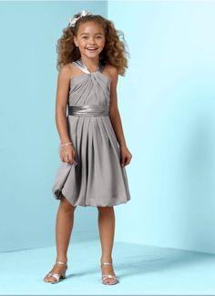 Brooklynnes junior bridesmaid dress (Hannah would look cute in this!)