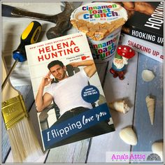 Book Review – I Flipping Love You by Helena Hunting | Ana's Attic Book Blog