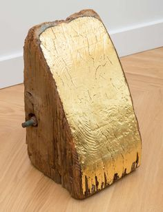 wood and gold leaf - Google Search