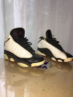 timeless design 2083f 17ca2 Air Jordan Retro 13 He Got Game 2018 Size 6Y Youth Used 884129-104