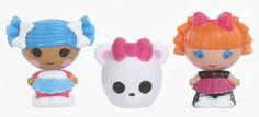 Lalaloopsy Tinies Series 1 Minis Mittens Fluff Stuff Bea Spellsolot Bear Toys #Lalaloopsy