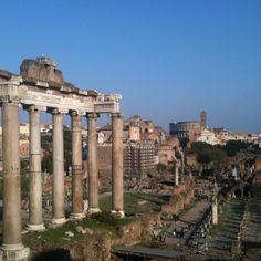 AFAR.com Highlight: Roman Forum by Louise Skavlebo