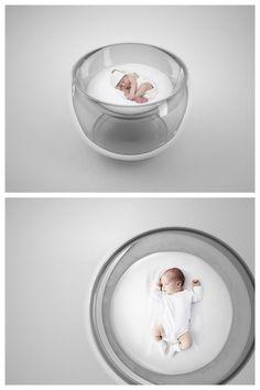 bubble crib.