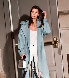And with more than 8 million Instagram followers, a contract with Dior beauty, and runway appearances for brands including Victoria's Secret and Chanel, it was only a matter of time before Bella Hadid linked up with a major brand on a fashion collaboration.