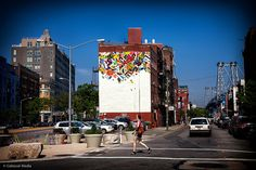 Greg Lamarche Wall in Brooklyn | Flickr - Photo Sharing!